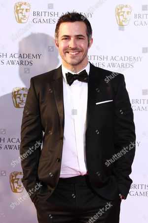 Editorial photo of British Academy Games Awards, Arrivals, London, UK - 06 Apr 2017