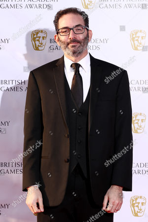 Editorial image of British Academy Games Awards, Arrivals, London, UK - 06 Apr 2017