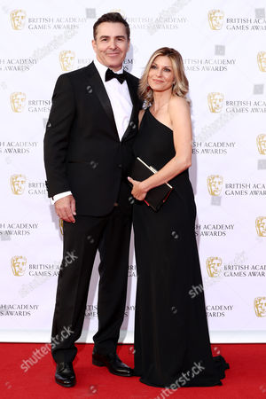 Nolan North and Jill Murray