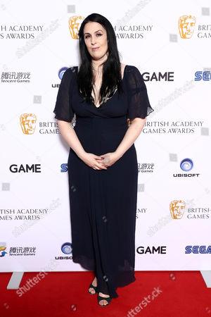 Stock Image of Rhianna Pratchett