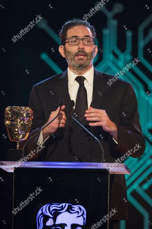 Editorial picture of British Academy Games Awards, Show, London, UK - 06 Apr 2017