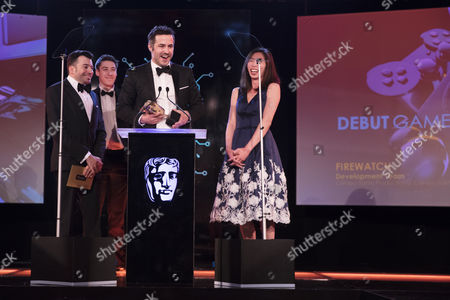 Editorial image of British Academy Games Awards, Show, London, UK - 06 Apr 2017