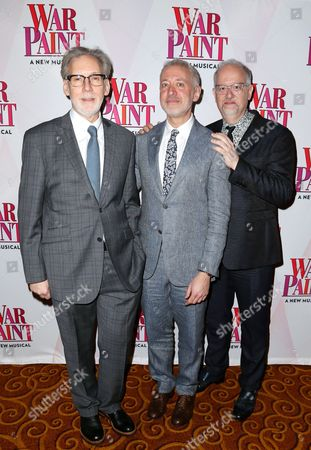 Editorial photo of 'War Paint' Broadway play opening night, After Party, New York, USA - 06 Apr 2017