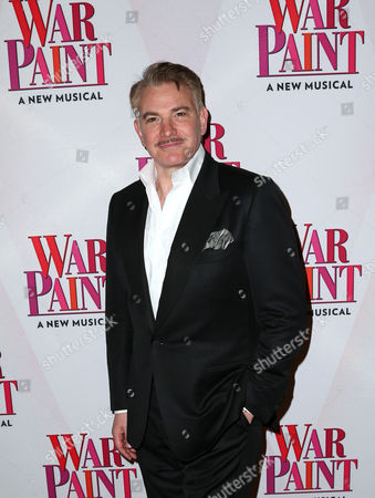 Editorial picture of 'War Paint' Broadway play opening night, After Party, New York, USA - 06 Apr 2017