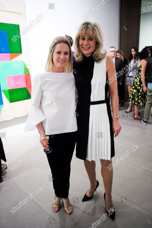 Carolyn Dailey and Alison Macleod (R)
