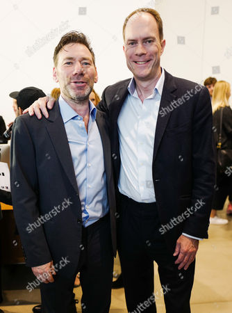 Mat Collishaw and Harry Blain