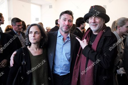 Editorial image of The Centrifugal Soul Private View by Mat Collishaw, London, UK - 06 Apr 2017