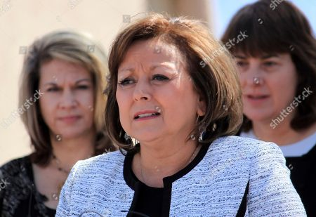 Susanna Martinez New Mexico Gov. Susana Martinez is flanked by advocates as she talks about opioid and heroin overdoses in New Mexico during a bill signing ceremony at a substance abuse treatment center in Albuquerque, N.M., on . Among other things, the bill signed by Martinez requires all state and local law enforcement officers to be equipped with an overdose antidote kit