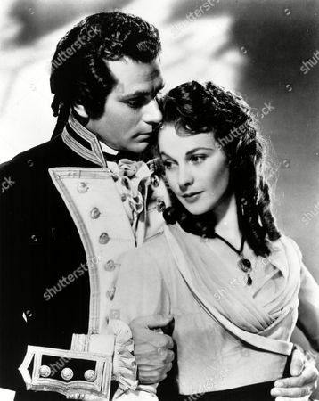 'The Alexander Korda Story'   TV Emma Hamilton (Vivien Leigh) with Lord Nelson (Laurence Olivier)