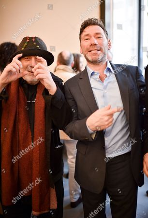 Ron Arad and Matt Collishaw