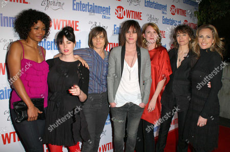 Editorial picture of 'The L Word' Series Finale Party Presented by Entertainment Weekly, Cafe La Boheme, Los Angeles, America - 03 Mar 2009