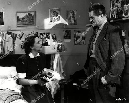 'Here Come the Huggetts' - Jane Hylton and Jack Warner