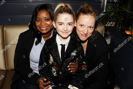 Octavia Spencer, Mckenna Grace, Karen Lunder