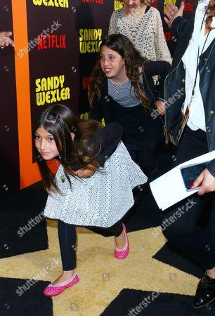 Sadie Madison Sandler and Sunny Sandler