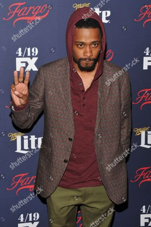 Stock Photo of Keith Stanfield