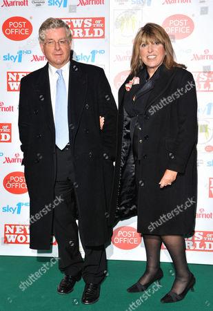 Eve Pollard and husband Nicholas Lloyd
