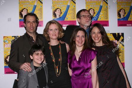 Josh Stamberg, Matthew Gumley, Cynthia Nixon, Shana Dowdeswell, Mark Brokaw, Natalie Gold
