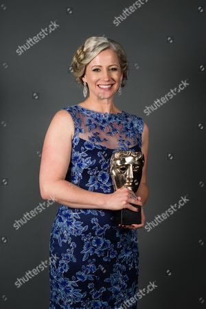 Editorial photo of British Academy Games Awards, Portraits, London, UK - 06 Apr 2017