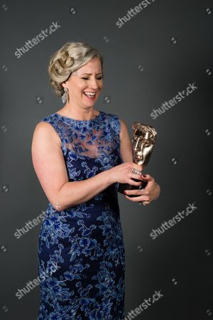 Editorial image of British Academy Games Awards, Portraits, London, UK - 06 Apr 2017