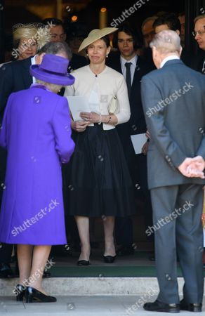Editorial photo of Lord Snowdon Service of Thanksgiving, Westminster Abbey, London, UK - 07 Apr 2017