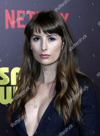 Editorial image of 'Sandy Wexler' film premiere, Los Angeles, USA - 06 Apr 2017