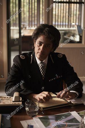 Sara Powell as Asst Chief Constable Gallan.
