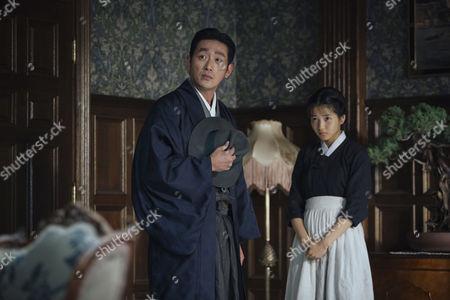 Jung-Woo Ha, Kim Tae-Ri