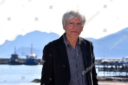 Philippe Duclos during a photocall to present 'Engrenages'