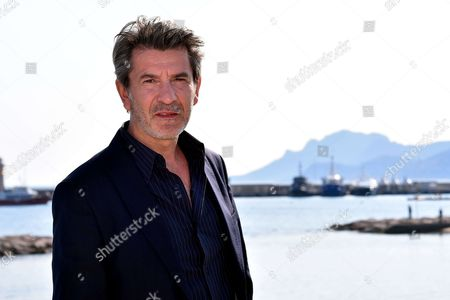Editorial image of MIPTV 2017 photocall in Cannes, France - 03 Apr 2017