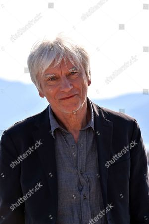 Stock Image of Philippe Duclos during a photocall to present 'Engrenages'