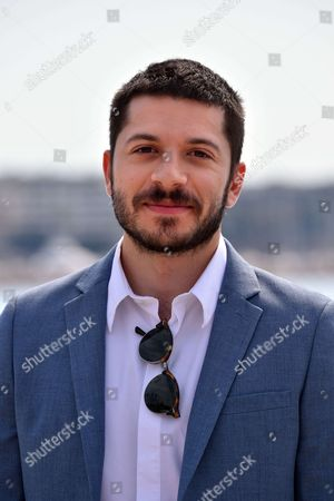 Dimitri Leonidas during a photocall to present 'Riviera'