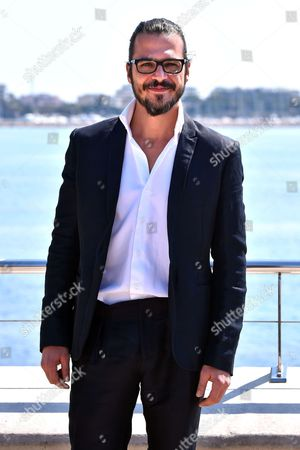 Mehmet Gunsur during a photocall to present 'Phi'
