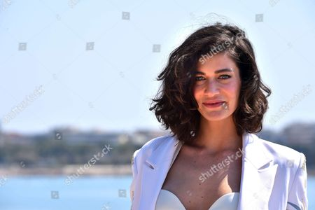 Editorial image of MIPTV 2017 photocall in Cannes, France - 04 Apr 2017