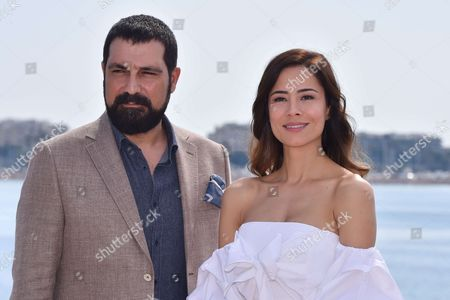 Editorial photo of MIPTV 2017 photocall in Cannes, France - 04 Apr 2017