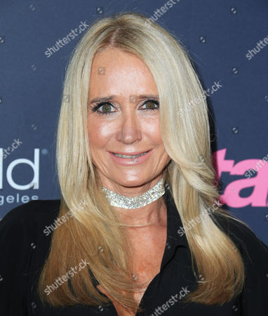 Stock Image of Kim Richards