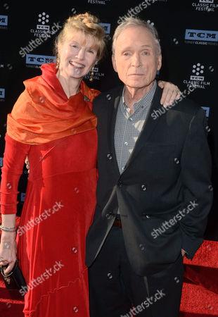Martha Rogers, Dick Cavett