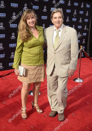 Beau Bridges and wife Wendy Treece Bridges
