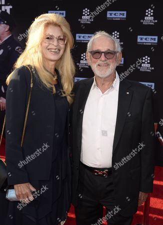 Stock Picture of Lynne St. David, Norman Jewison
