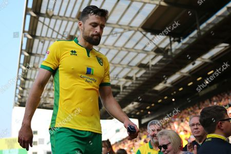 Editorial picture of Norwich City v Reading, Sky Bet Championship, Football, Carrow Road, Norwich, UK - 08 Apr 2017
