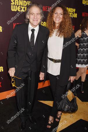 Editorial photo of 'Sandy Wexler' film premiere, Los Angeles, USA - 06 Apr 2017
