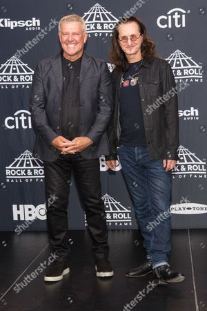 Rush - Alex Lifeson and Geddy Lee