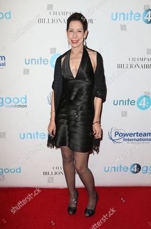 Editorial photo of 4th Annual unite4:humanity gala, Arrivals, Los Angeles, USA - 07 Apr 2017