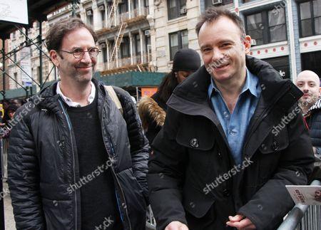 Danny Rubin and Matthew Warchus