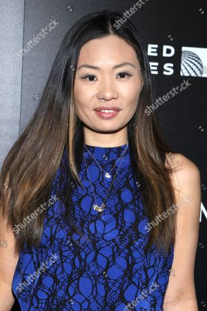 Editorial image of 'Born in China' film premiere, New York, USA - 08 Apr 2017