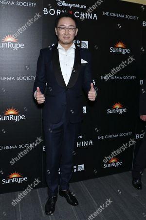 Stock Photo of Chuan Lu, director