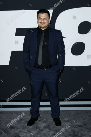 Stock Photo of Ricky Luna