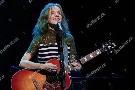 Editorial photo of Patty Griffin in concert at ACL Live, Austin, Texas, USA - 08 Apr 2017