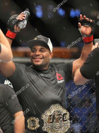 Editorial photo of UFC 210 Mixed Martial Arts, Buffalo, USA - 09 Apr 2017