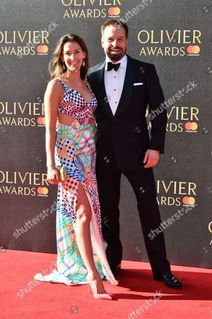 Editorial picture of The Olivier Awards, Arrivals, Royal Albert Hall, London, UK - 09 Apr 2017