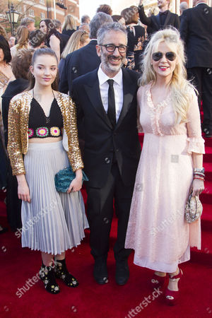 Dolly Loveday, David Baddiel, Morwenna Banks